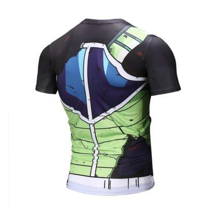 Tee-Shirt-Musculation-Dragon-Ball-Z-Bardock-dos