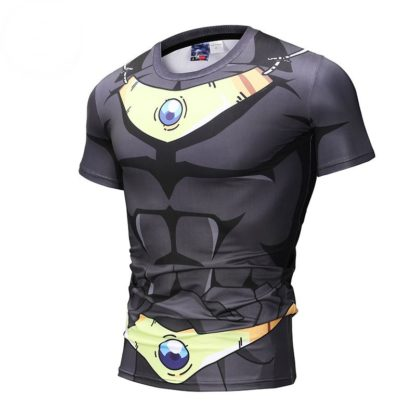 Tee-Shirt-Musculation-Dragon-Ball-Z-Broly
