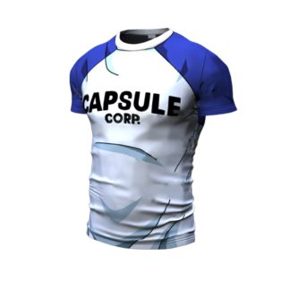 Tee-Shirt-Musculation-Dragon-Ball-Z-Capsule-Corp