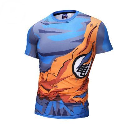 Tee-Shirt-Musculation-Dragon-Ball-Z-Kanji-Kame
