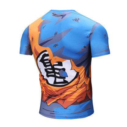 Tee-Shirt-Musculation-Dragon-Ball-Z-Kanji-Kame-dos
