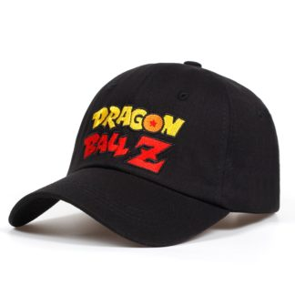 Casquette-Dragon-Ball-Z-Logo