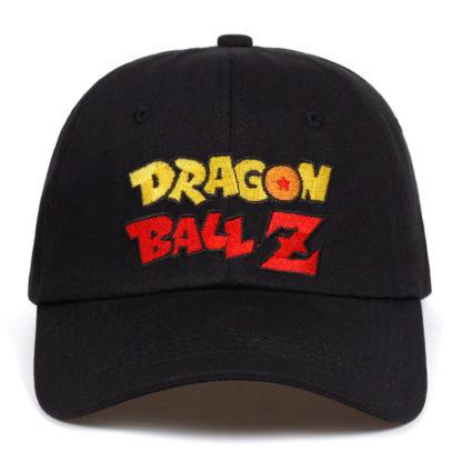 Casquette-Dragon-Ball-Z-Logo-face