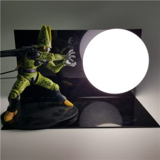 Lampe-Dragon-Ball-Z-Cell