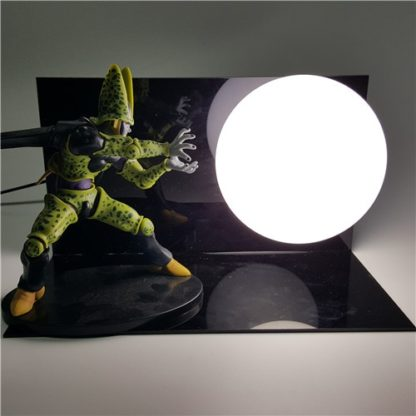 Lampe-Dragon-Ball-Z-Cell