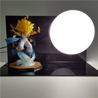 Lampe-Dragon-Ball-Z-Gotrunks