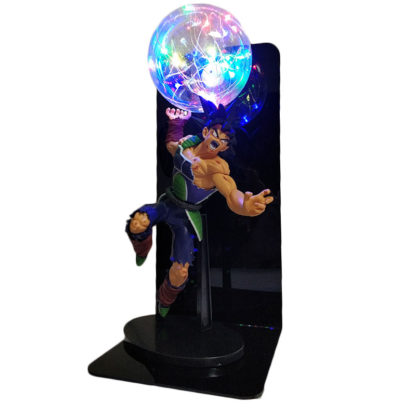 Lampe-Plasma-Dragon-Ball-Z-Bardock