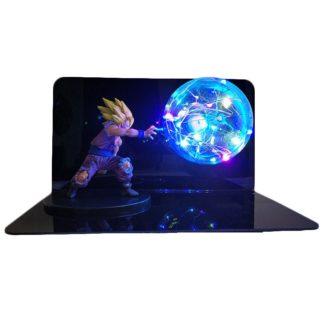 Lampe-Plasma-Dragon-Ball-Z-Gohan