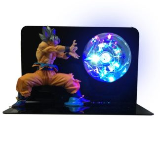 Lampe-Plasma-Dragon-Ball-Z-Goku