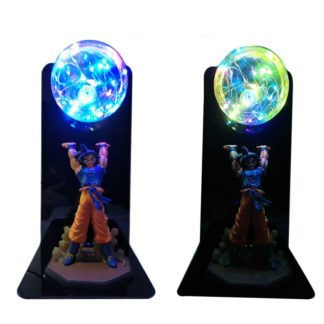 Lampe-Plasma-Dragon-Ball-Z-Goku-Genkidama