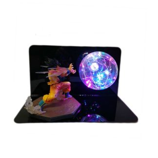 Lampe-Plasma-Dragon-Ball-Z-Goku-Kamehameha