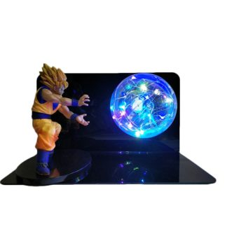 Lampe-Plasma-Dragon-Ball-Z-Goku-SSJ