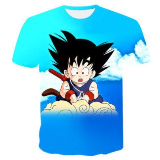 Tee-Shirt-Dragon-Ball-Goku-Enfant