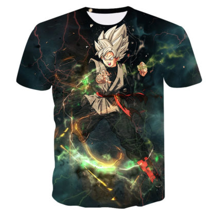 Tee-Shirt-Dragon-Ball-Super-Goku-Black
