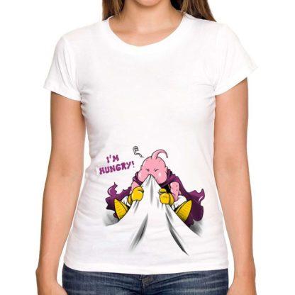 Tee-Shirt-Dragon-Ball-Z-Femme-Boo