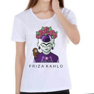 Tee-Shirt-Dragon-Ball-Z-Femme-Freezer