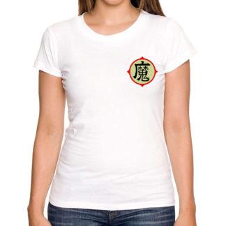 Tee-Shirt-Dragon-Ball-Z-Femme-Kanji-Piccolo