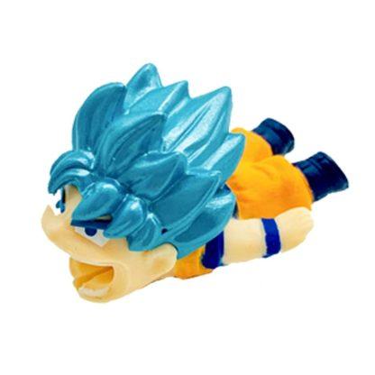 Protecteur-de-Cable-Dragon-Ball-Super-Goku-SSJ-Bleu