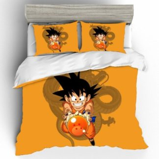 Housse-de-Couette-Dragon-Ball-GT