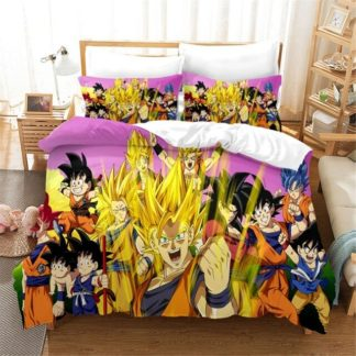 Housse-de-Couette-Dragon-Ball-Goku