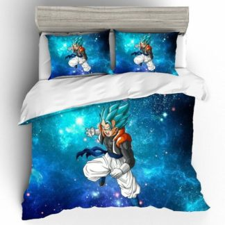 Housse-de-Couette-Dragon-Ball-Super-Gogeta