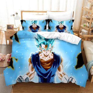 Housse-de-Couette-Dragon-Ball-Super-Vegeto