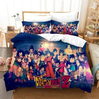 Housse-de-Couette-Dragon-Ball-Z