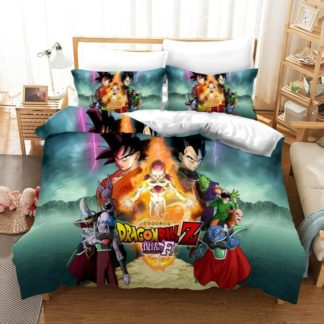 Housse-de-Couette-Dragon-Ball-Z-Resurrection-Freezer