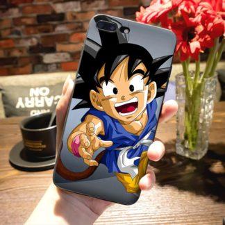 Coque-Iphone-Dragon-Ball-GT-Goku