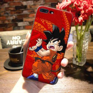 Coque-Iphone-Dragon-Ball-Goku-Kamehameha