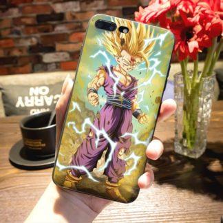 Coque-Iphone-Dragon-Ball-Z-Gohan