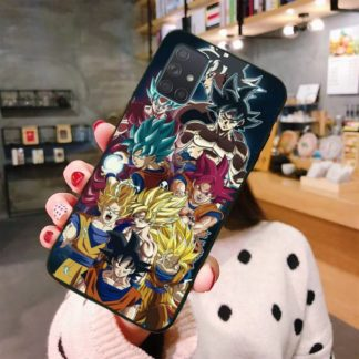 Coque-Samsung-Dragon-Ball-Goku-Evolution