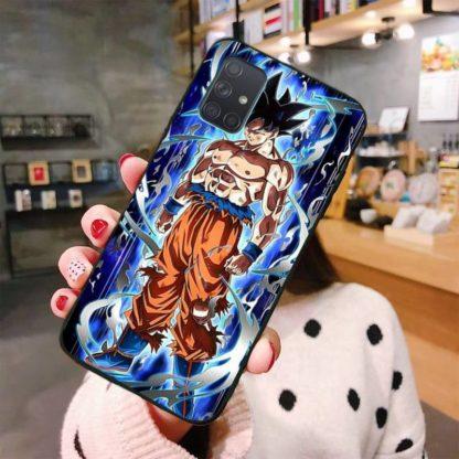 Coque-Samsung-Dragon-Ball-Super-Goku-Instinct